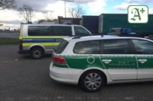 Kontrolle auf der A1: Verfolgungsjagd ins Moor – Beifahrerin hatte Todesangst