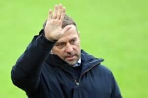 Fußball-Ticker: Freigabe erteilt: FC Bayern lässt Flick zum DFB wechseln