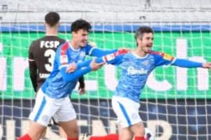 4:0-Klatsche: HSV-Aufstieg adé? Kiels Ex-Hamburger zerlegen St. Pauli