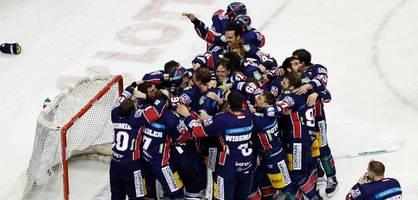 100. eishockey-meister – eisbären drehen auch die finalserie