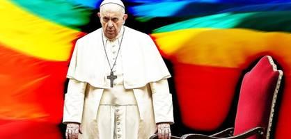 Deutsche Operation Ungehorsam gegen den Papst
