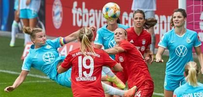 Showdown des FC Bayern in Wolfsburg