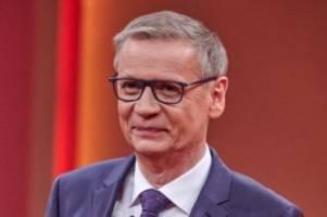 Auszeit: Günther Jauch nach Corona-Infektion schon erleichtert