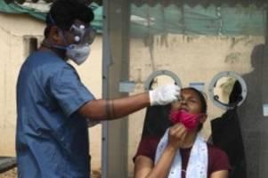 Pandemie: England stuft indische Mutante als besorgniserregend ein