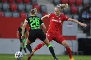 Fußball: Auch Pokalfinale der Frauen wird ohne Zuschauer ausgetragen