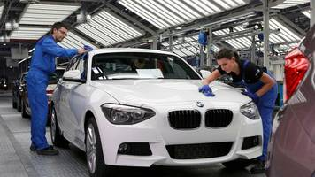 autobauer: bmw verfünffacht gewinn und hält an jahresprognose fest
