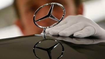 autobauer: chipmangel: daimler setzt e-klasse-fertigung in sindelfingen aus