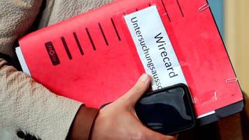 ++++ liveblog zum wirecard-ausschuss++++: wirecard-ausschuss live: bnd-präsident bruno kahl sagt als zeuge aus