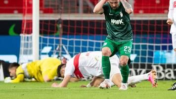 32. Spieltag - Auch unter Weinzierl: Augsburgs Negativtrend hält an