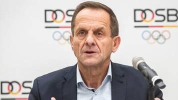 Hessischer Verbandschef zu DOSB-Krise: Veränderung nötig