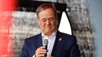 Union im Umfragetief: Ist mit Armin Laschet das Kanzleramt verloren?