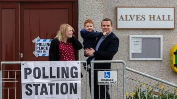 Enges Rennen: Schottische Nationalpartei hofft weiter auf Mehrheit