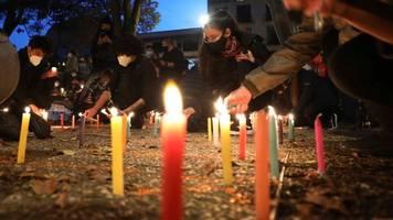 Südamerika: Mehr als 370 Vermisste nach Protesten in Kolumbien