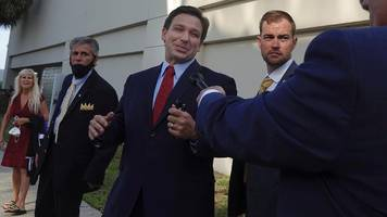 briefwahlen in den usa: floridas gouverneur unterzeichnet brisante wahlreform