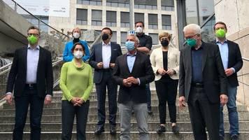 Grüne und CDU stimmen im Südwesten über Koalitionsvertrag ab