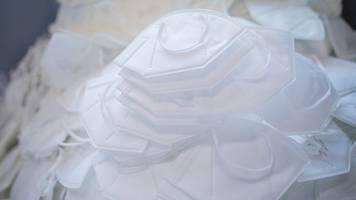 trotz verstößen breite akzeptanz der schutzmasken