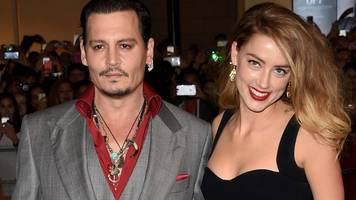 Johnny Depp: Jetzt ermittelt die Polizei gegen Amber Heard wegen Meineids