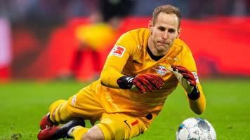 RB Leipzig verlängert mit Torwart Gulácsi vorzeitig bis 2025