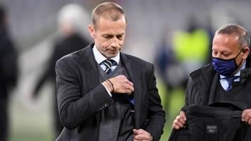 uefa verschärft drohung gegen drei top-klubs