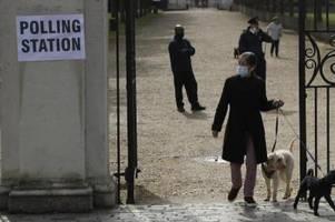 Briten warten auf Ausgang von Lokal- und Regionalwahlen