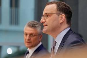 Gesundheitsminister Jens Spahn: Die dritte Welle scheint gebrochen