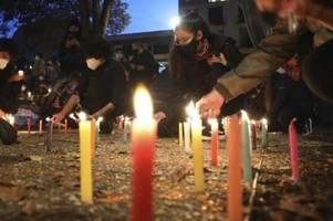 Mehr als 370 Vermisste nach Protesten in Kolumbien