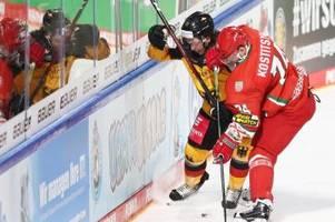 Eishockey-Team verliert Testspiel gegen Belarus