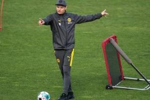 Finaltage gegen Leipzig: BVB vor schwierigem Saisonendspurt