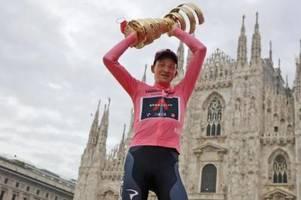giro d'italia 21: etappen, ergebnisse, kalender, Übertragung live im free-tv und stream ab morgen, 8.5.21