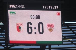 Vor dem FCA-Spiel gegen Stuttgart lohnt sich der Blick zurück