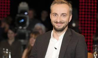 Böhmermann: Noch hat Gernot Blümel Zeit zurückzutreten