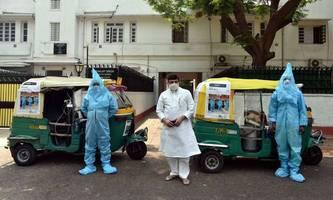 Neuer Rekord: Indien verzeichnet 1,5 Millionen Neuinfektionen in einer Woche