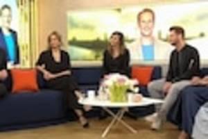 """Emotionaler Abschied bei """"Guten Morgen Deutschland"""" - Morgenmagazin-Kollegen trauern um Jan Hahn: """"Mich erinnert hier einfach alles an ihn"""""""