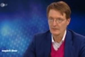 """TV-Kolumne """"Maybrit Illner"""" - Lauterbach trägt erschreckende Corona-Zahl vor - dann macht er Hoffnung auf """"Kipp-Punkt"""""""