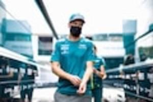"""formel 1 in barcelona - vettel nach aston-martin-upgrade endlich wieder zufrieden: """"unser bislang bester freitag"""""""