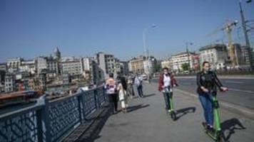 corona-pandemie: urlaub in der türkei - ohne die bevölkerung