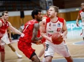 Basketball-Bundesliga: Verschnaufpausen verboten