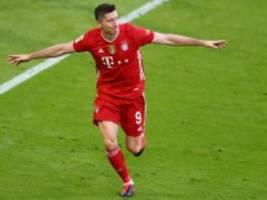 Einzelkritik des FC Bayern: Lewandowski spielt die Party-Songs