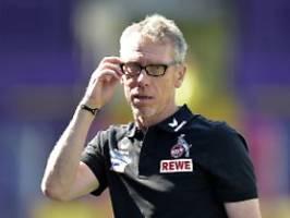 Funkel hilft bei der Suche: Trainer-Coup des 1. FC Köln ist geplatzt