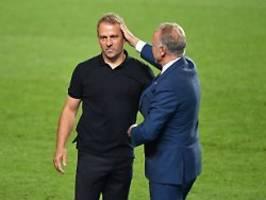 In Fußball-Europa nachgefragt: Rummenigge warnt DFB wegen Hansi Flick
