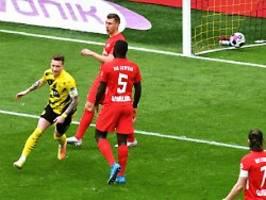 Leipzig verliert spät beim BVB: Borussia Dortmund macht den FC Bayern zum Bundesliga-Meister