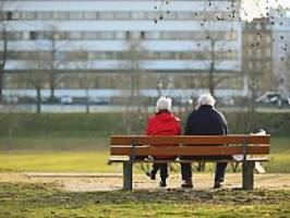 Drei bis vier Milliarden Euro: Rentenauszahlungen steigen durch Krise