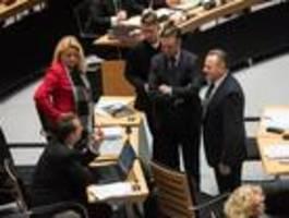 Termine für Wahl der AfD-Spitzenkanditen der Berliner AfD stehen fest