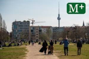 Corona in Berlin: Zwei Tage Corona-Sommer: Welche Regeln im Freien gelten