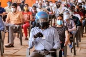 Trauriger Rekord: Mehr als 4000 Corona-Tote an einem Tag in Indien