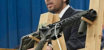 USA: Joe Biden will »Geisterwaffen« registrieren lassen