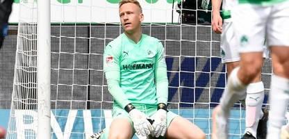 2. Bundesliga: Greuther Fürth lässt Punkte liegen, Würzburger Kickers abgestiegen