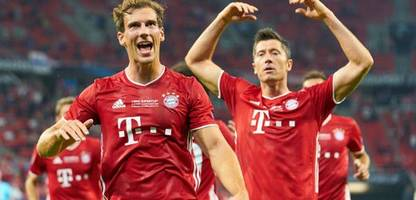 Fußball-Bundesliga: Bayern München ist Deutscher Meister