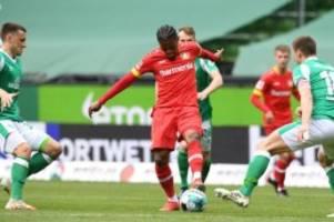 Fußball: Nach Bremen-Spiel: Vier angeschlagene Spieler bei Leverkusen