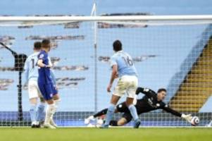 Premier League: Chelsea schlägt Man City: Guardiolas Meisterschaft vertagt